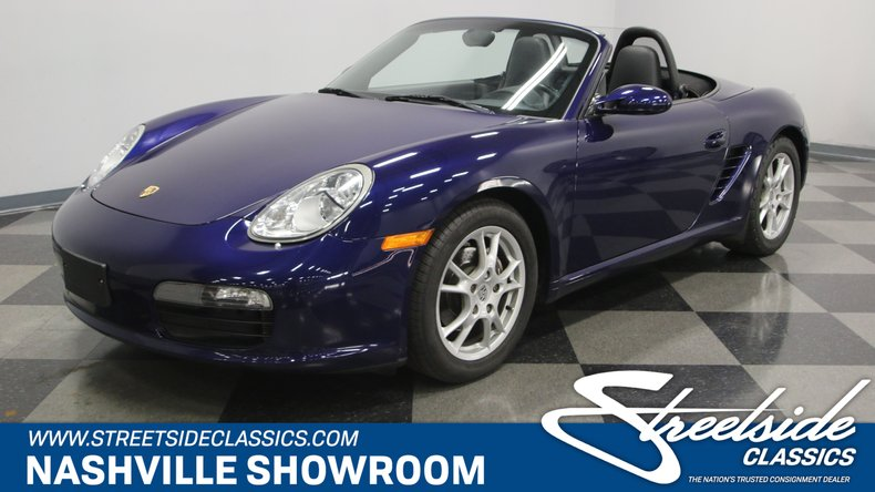 For Sale: 2005 Porsche Boxster