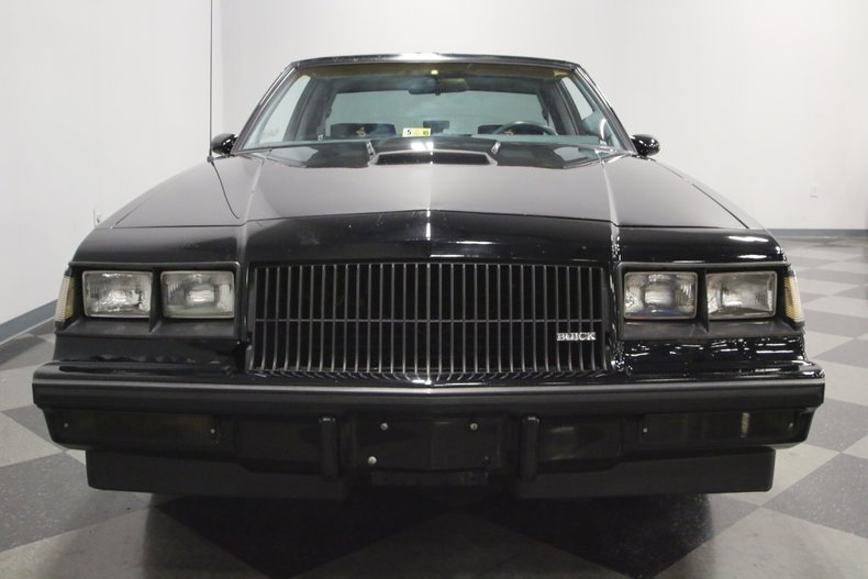 1987 Buick Grand National 19
