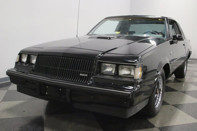 1987 Buick Grand National 20