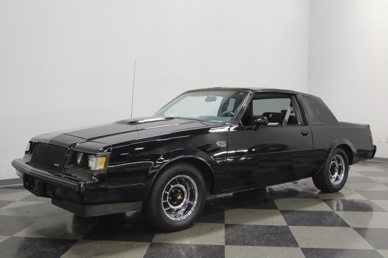 1987 Buick Grand National 6