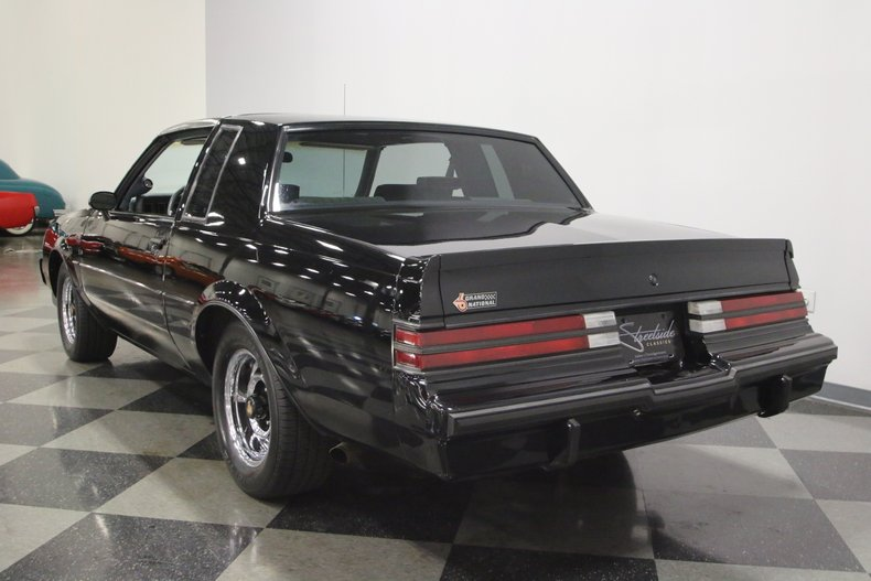 1987 Buick Grand National 9