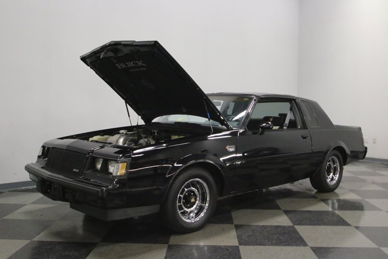 1987 Buick Grand National 21