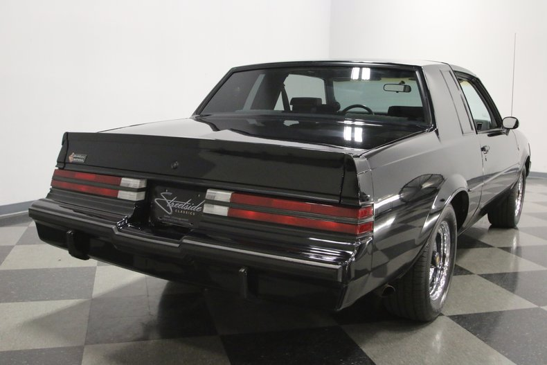 1987 Buick Grand National 12
