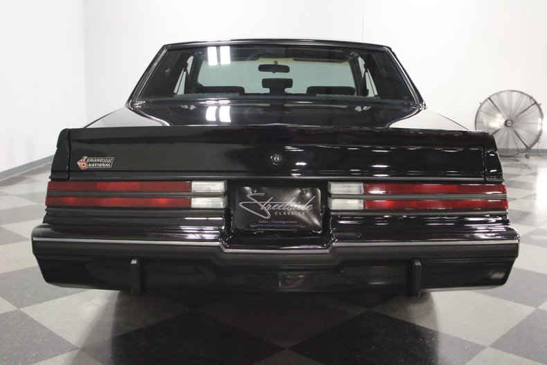 1987 Buick Grand National 11