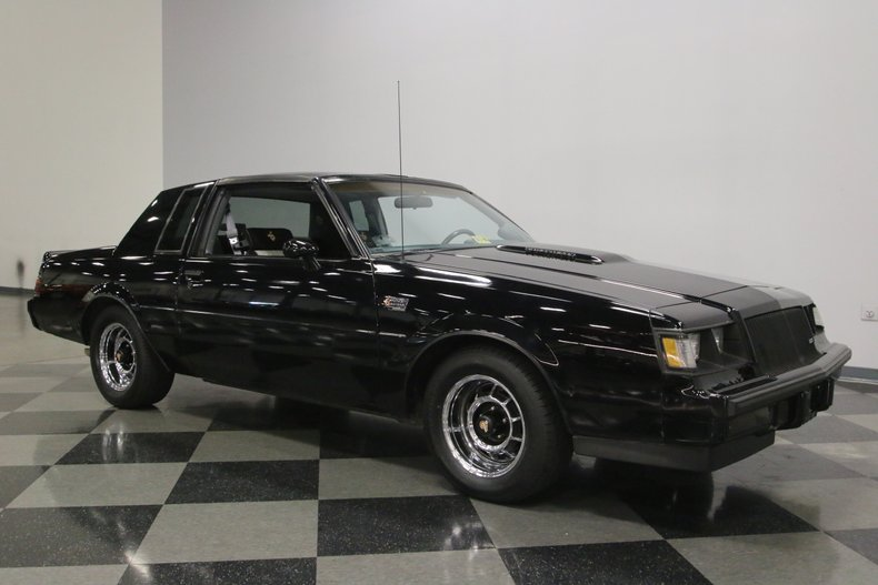 1987 Buick Grand National 16