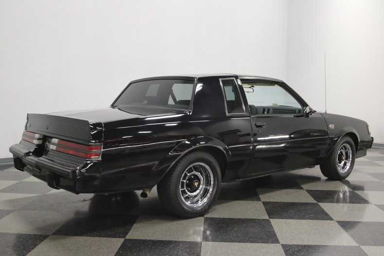 1987 Buick Grand National 14