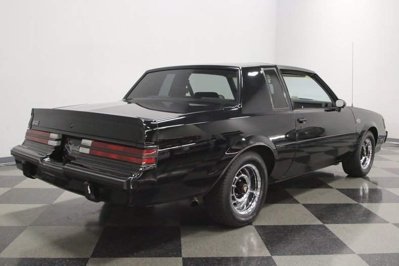 1987 Buick Grand National 13