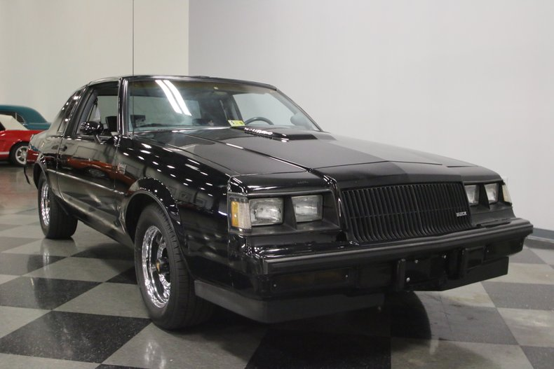 1987 Buick Grand National 18