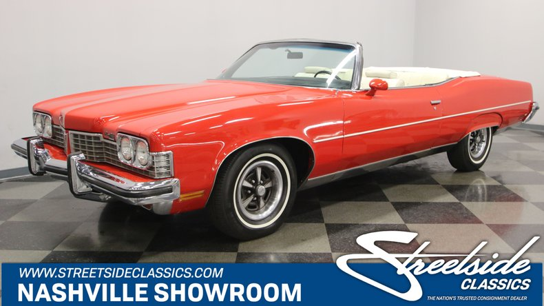 For Sale: 1973 Pontiac Grand Ville