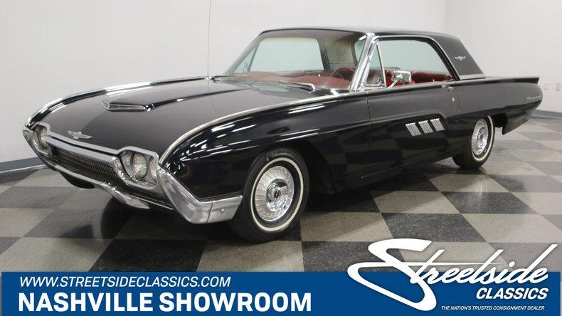1963 Ford Thunderbird Streetside Classics The Nation S Trusted