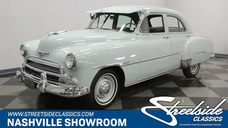 For Sale: 1951 Chevrolet Deluxe