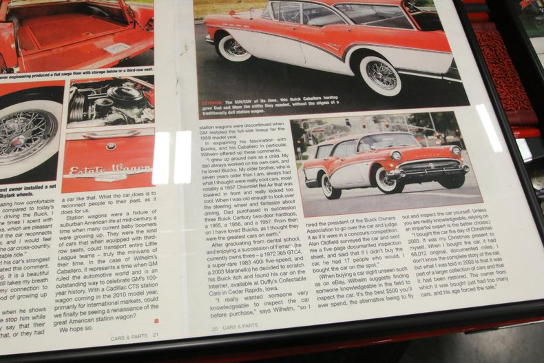 1957 Buick Caballero 86