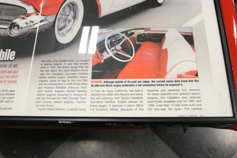 1957 Buick Caballero 89
