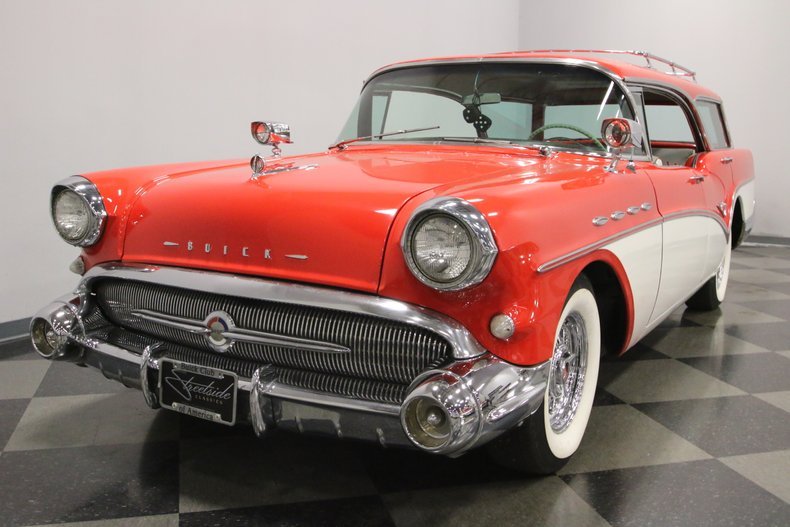 1957 Buick Caballero 20
