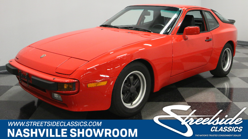 1985 porsche 944 | streetside classics - the nation's trusted