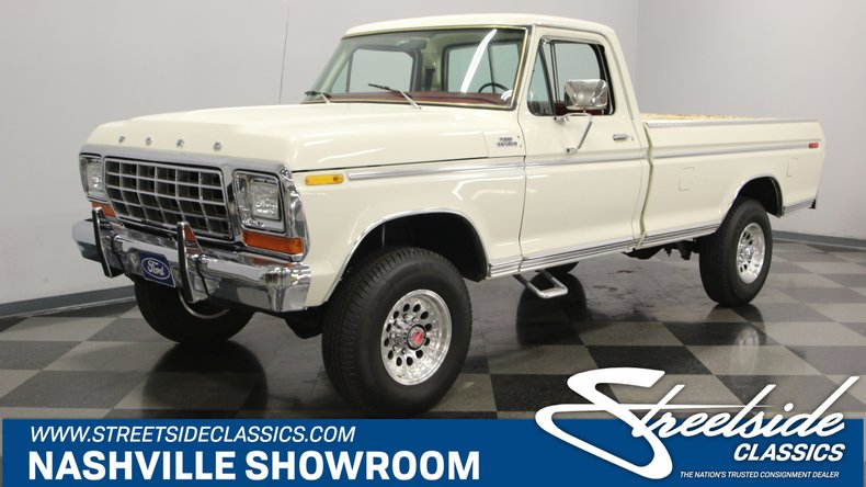 For Sale: 1979 Ford F-350