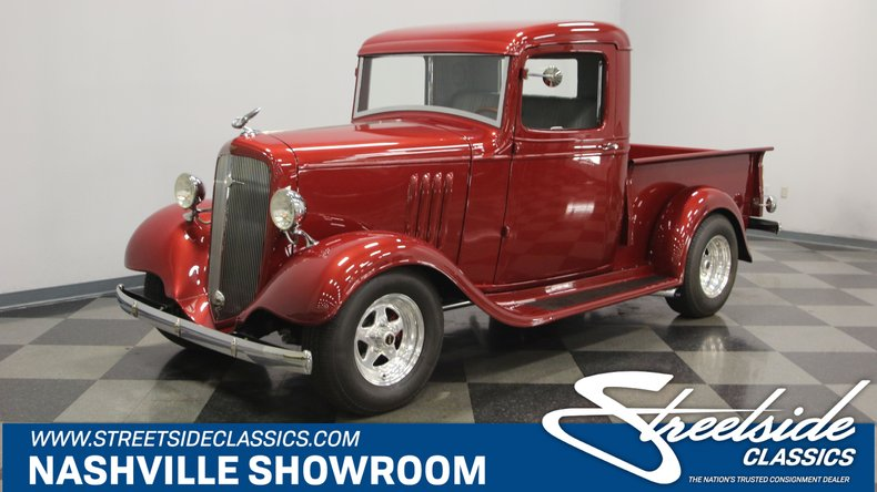 For Sale: 1935 Chevrolet Pickup