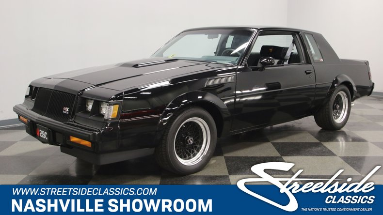 1987 Buick GNX 1