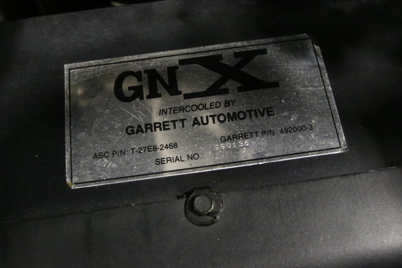 1987 Buick GNX 64