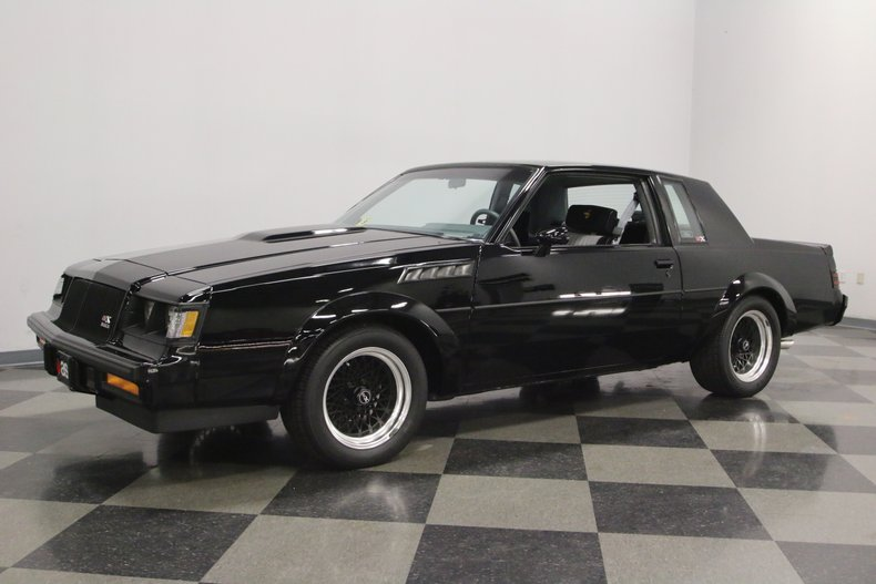 1987 Buick GNX 6