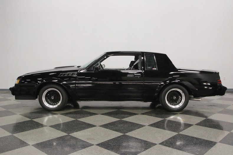 1987 Buick GNX 7