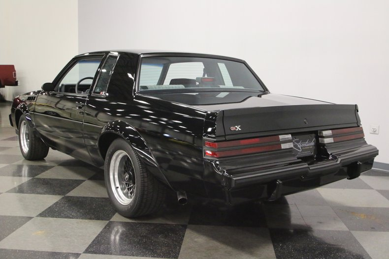 1987 Buick GNX 9