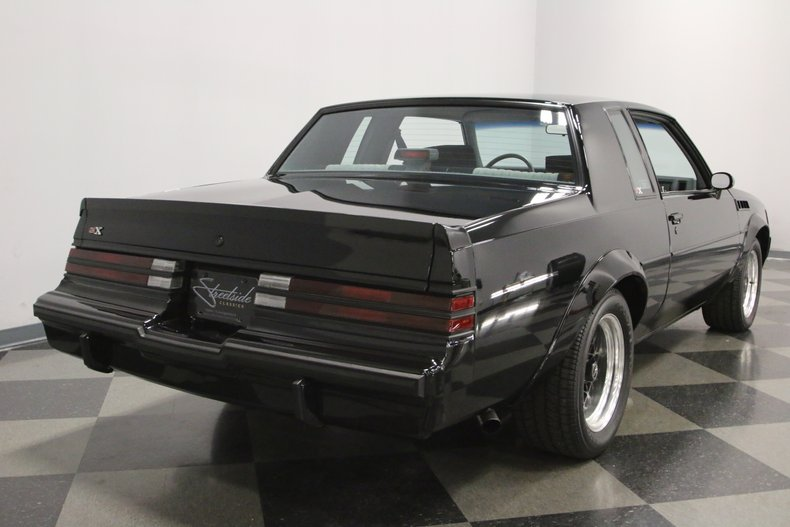 1987 Buick GNX 12