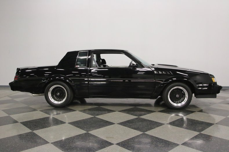 1987 Buick GNX 15