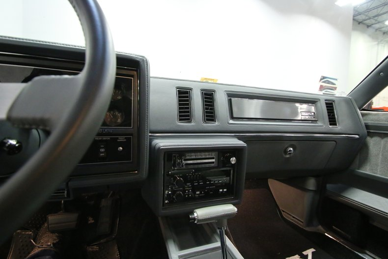 1987 Buick GNX 48