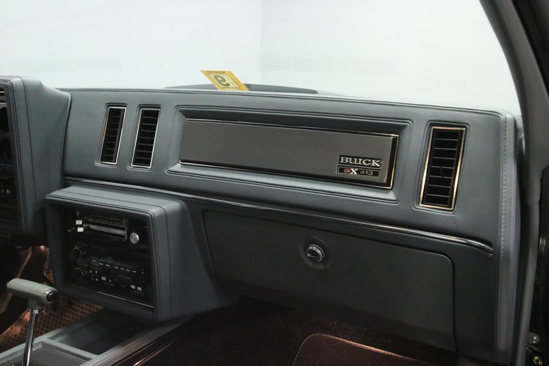 1987 Buick GNX 56