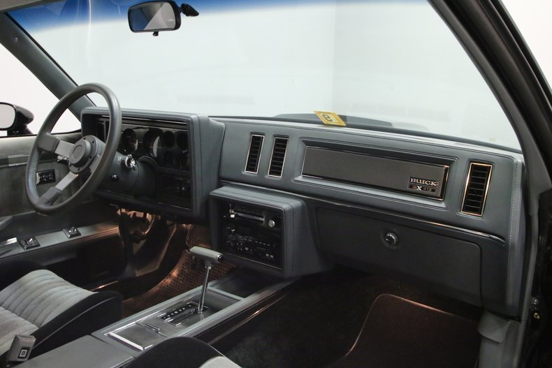 1987 Buick GNX 55