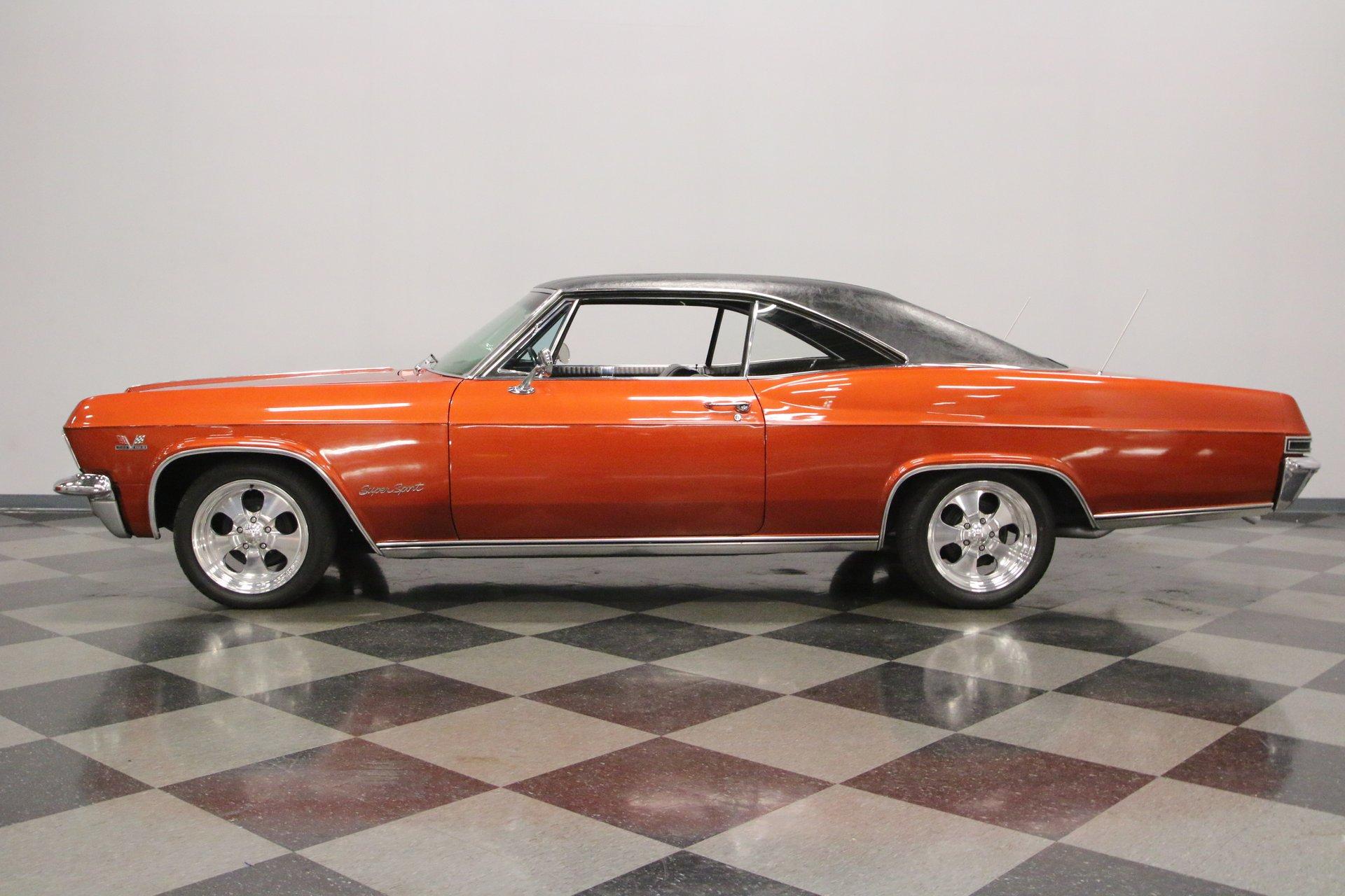 1965 chevrolet impala ss 396 tribute