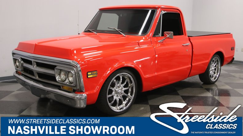 For Sale: 1970 GMC C10