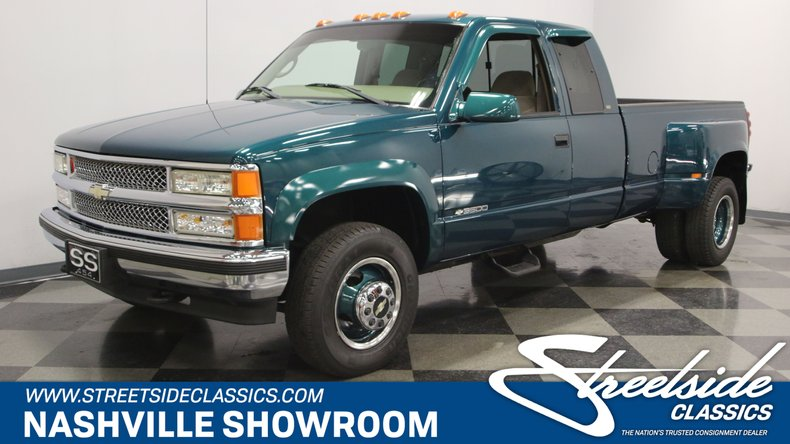 1998 Chevrolet 3500 Streetside Classics The Nation S