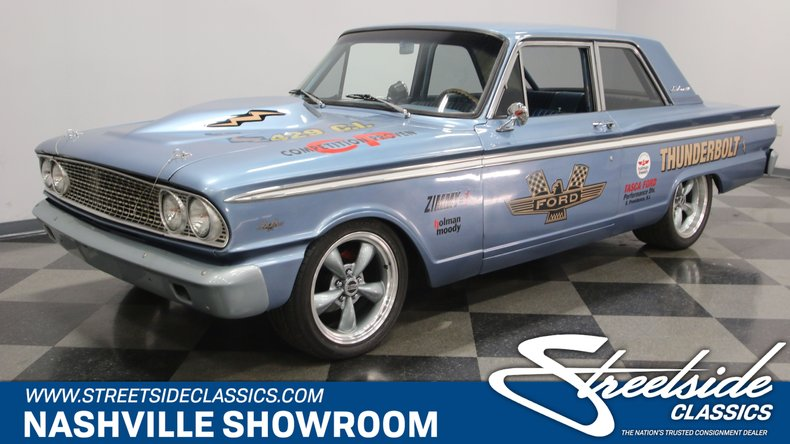 For Sale: 1963 Ford