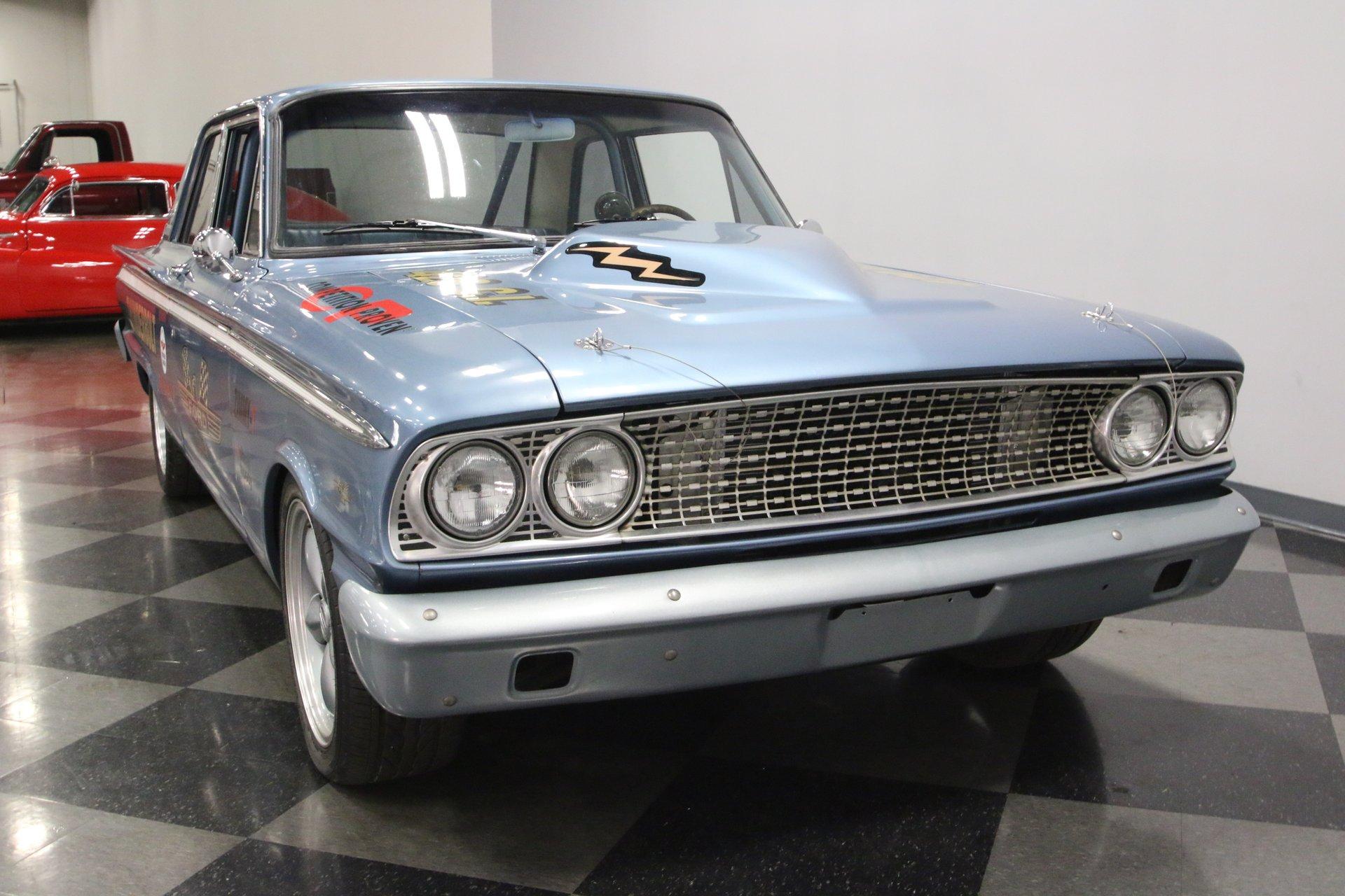 1963 Ford Fairlane 500 | Streetside Classics - The Nation's