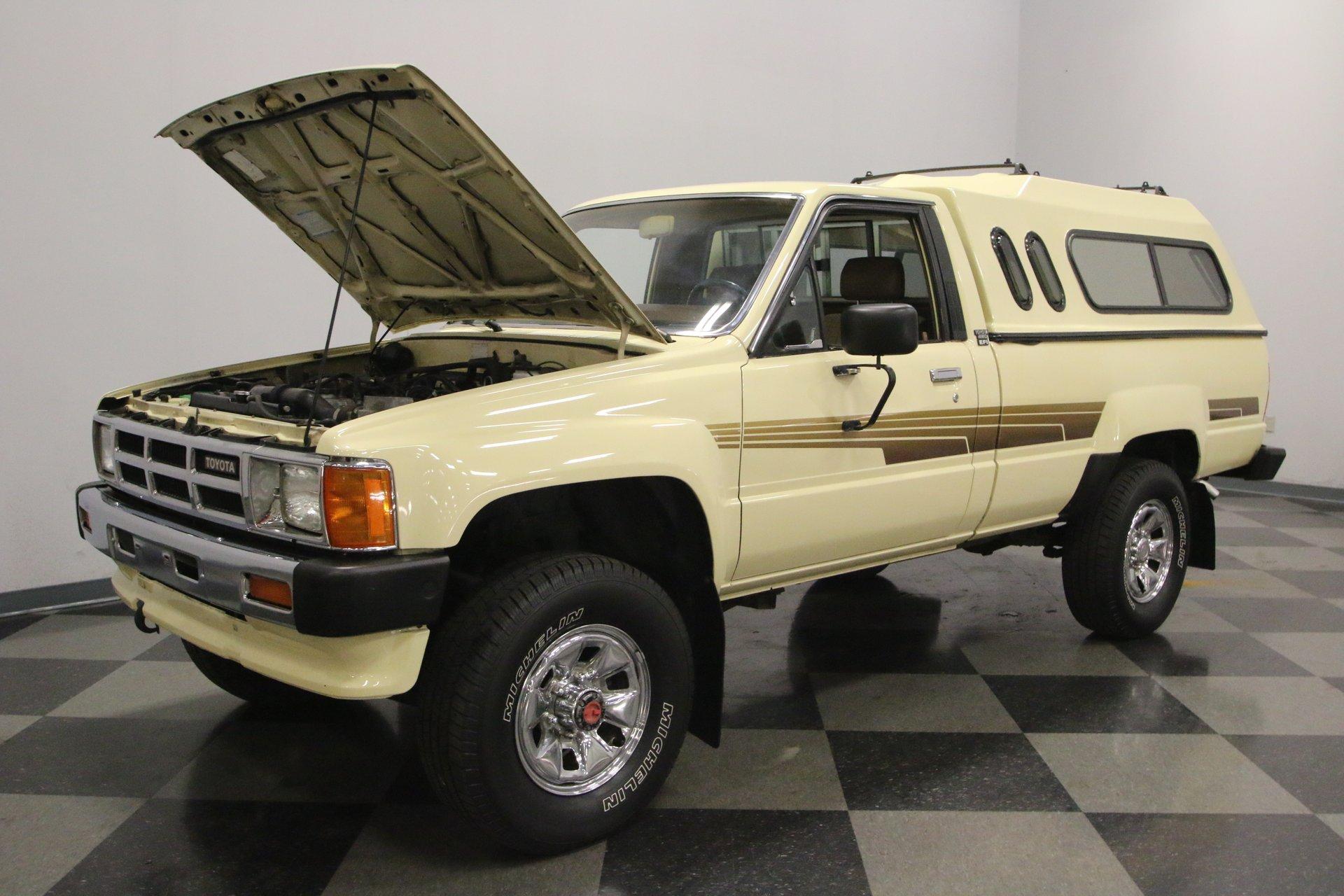 1986 toyota sr5 pickup