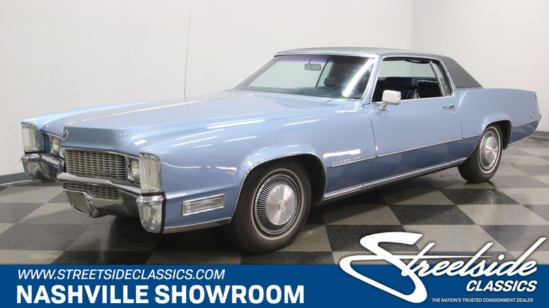 For Sale: 1969 Cadillac Eldorado