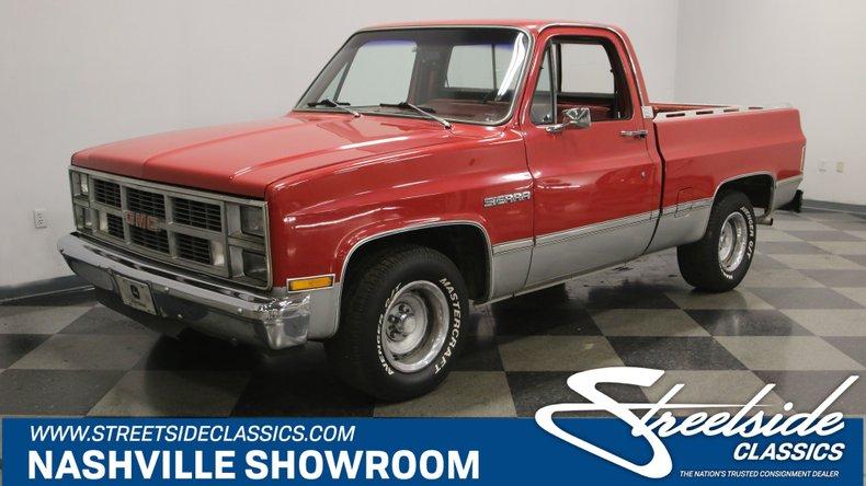 1983 GMC Sierra For Sale