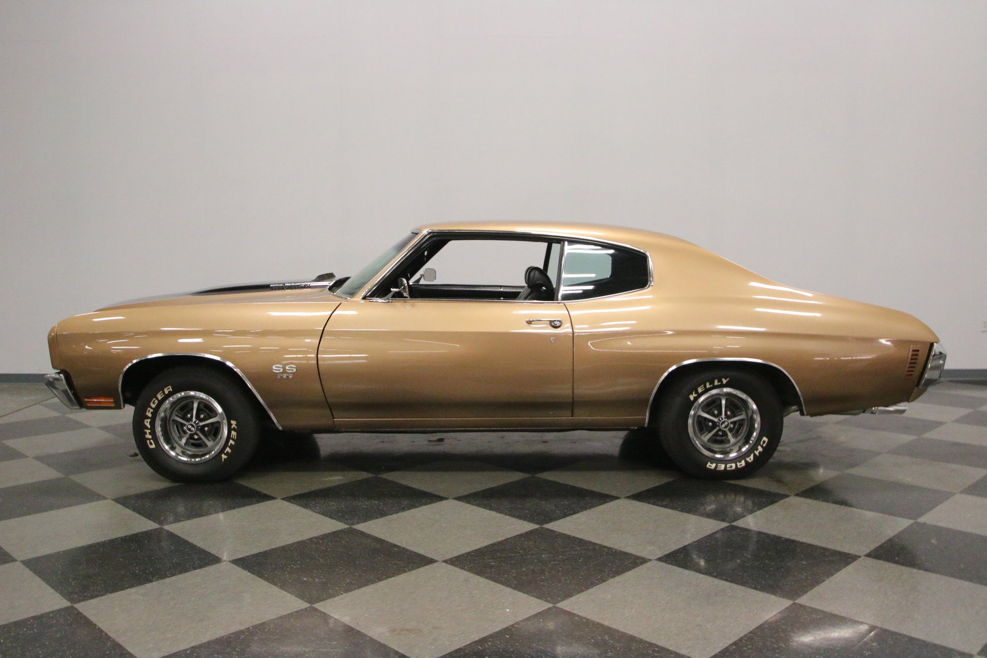 1970 chevrolet chevelle ss 396 tribute