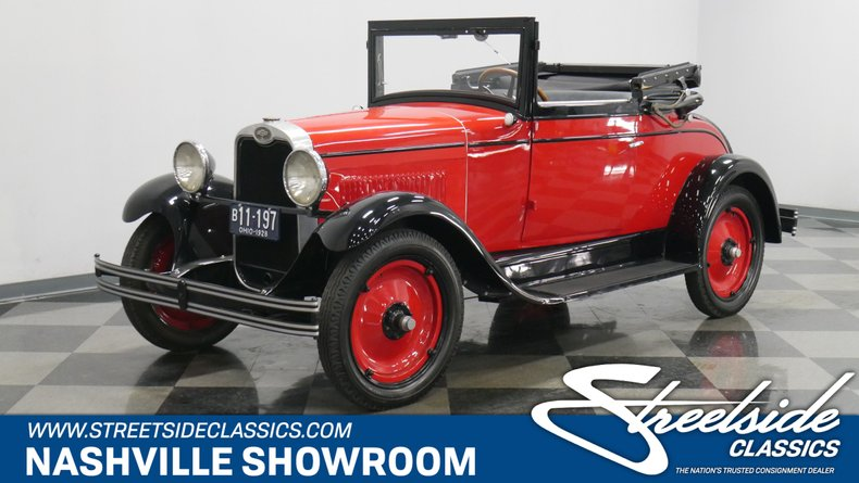 For Sale: 1928 Chevrolet Series AB