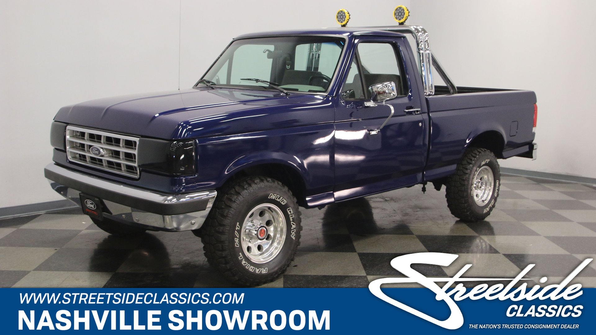 1988 Ford F-150 | Streetside Classics - The Nation's Trusted Classic Car  Consignment DealerStreetside Classics
