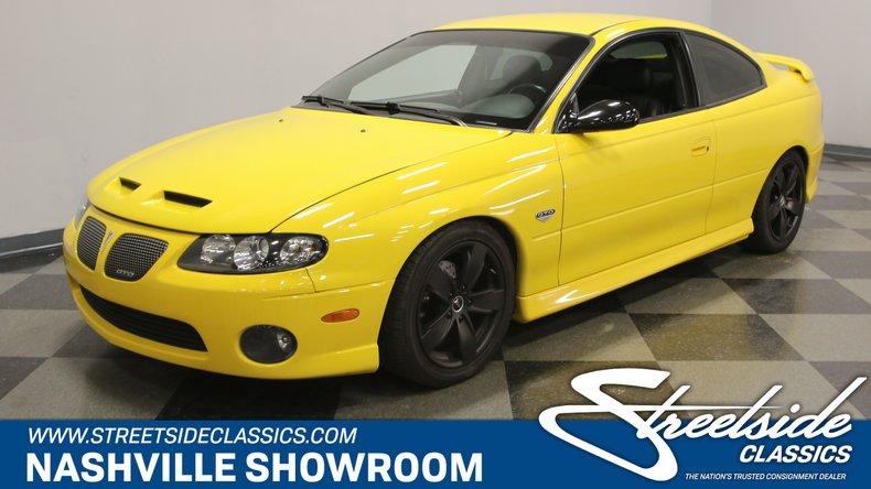For Sale: 2004 Pontiac GTO