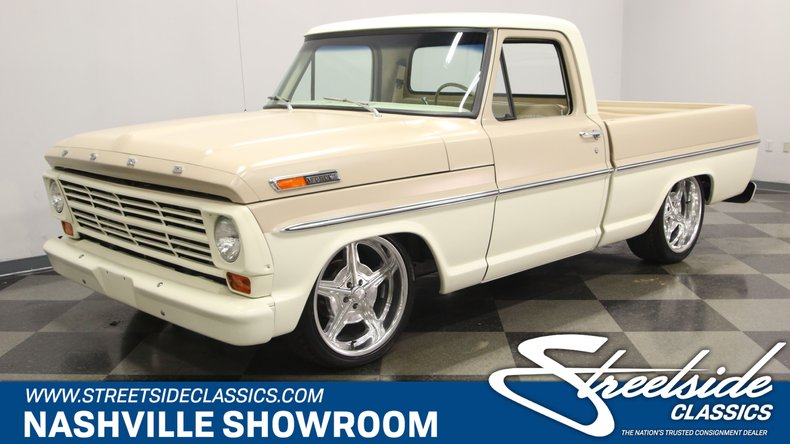 1968 Ford F-100 For Sale