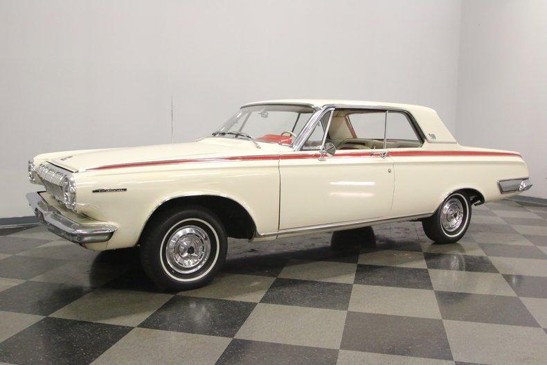 1963 Dodge Polara 6