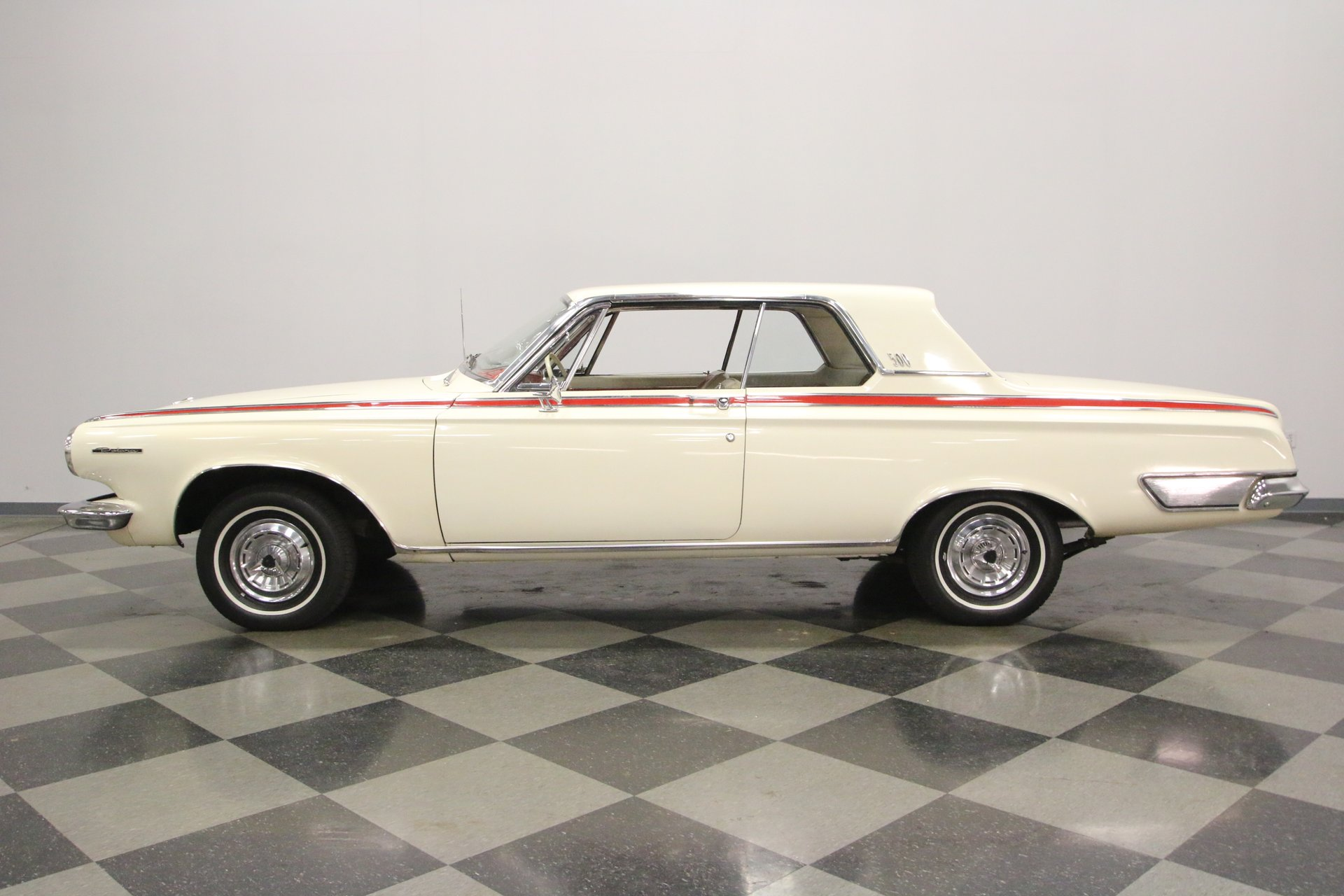 1963 dodge polara 500