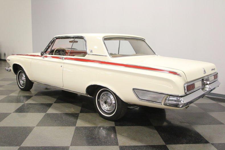 1963 Dodge Polara 8