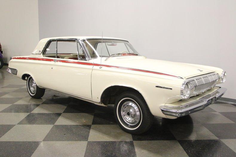 1963 Dodge Polara 16