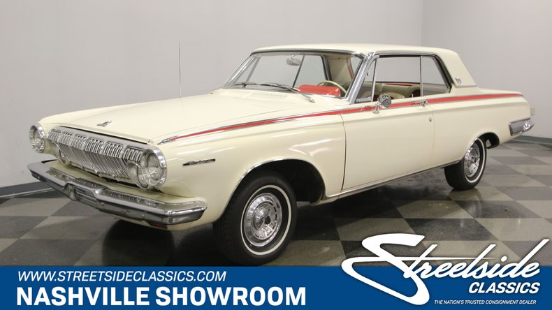 For Sale: 1963 Dodge Polara