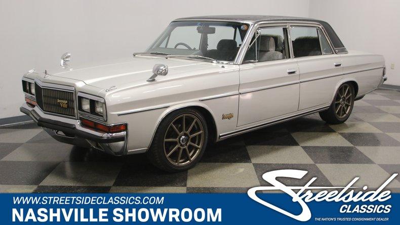 For Sale: 1984 Nissan President
